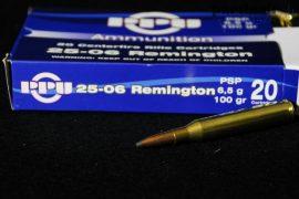 .25-06 Rem. / 6,5 g - 100 grs - TM - PSP ( A-047 )