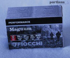 .12 Cal / 52 g /  mm / Magnum ( 12/76) PLC* Fiocchi