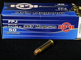 .357 Mag. / 10,2 g - 158 grs / FPJ ( A-339 )