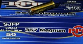.357 Mag. / 10,2 g - 158 grs / SJFP ( A-338 )