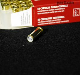 .32 S & W / 6,4g / 100grs / WAD CUTTER / WC / FIOCCHI