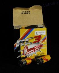 .12 Cal / 24 g / 2,4 mm / RC3 ( 12/70 ) 7,5 RC Champion