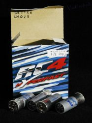 RC4 Hyperfast 12/70-7,5 (2,4mm) Trap 28g