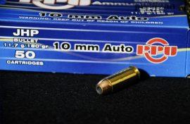 10 mm Auto / 11,7 g - 180 grs / HP ( A-194 )