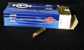 .44 Mag. / 15,6 g - 240 grs / JHP Hollow Point ( A-156 )