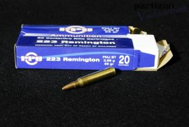 .223 Rem. / 3,56 g - 55 grs / VM - FMJ BT ( A-188 )