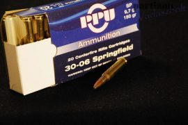 .30-06 Sprgf. / 9,7 g - 150 grs / TM - SP ( A-062 )