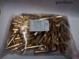 .303 British / 11,3 g - 174 grs / VM - FMJ BT ( 100 db / Csomag )