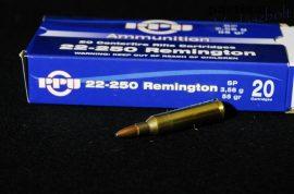 .22-250 Rem. / 3,56 g - 55 grs / TM - SP ( A-211 )