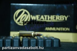 .257 Weatherby / 7,8g / 120grs / Partition / Norma